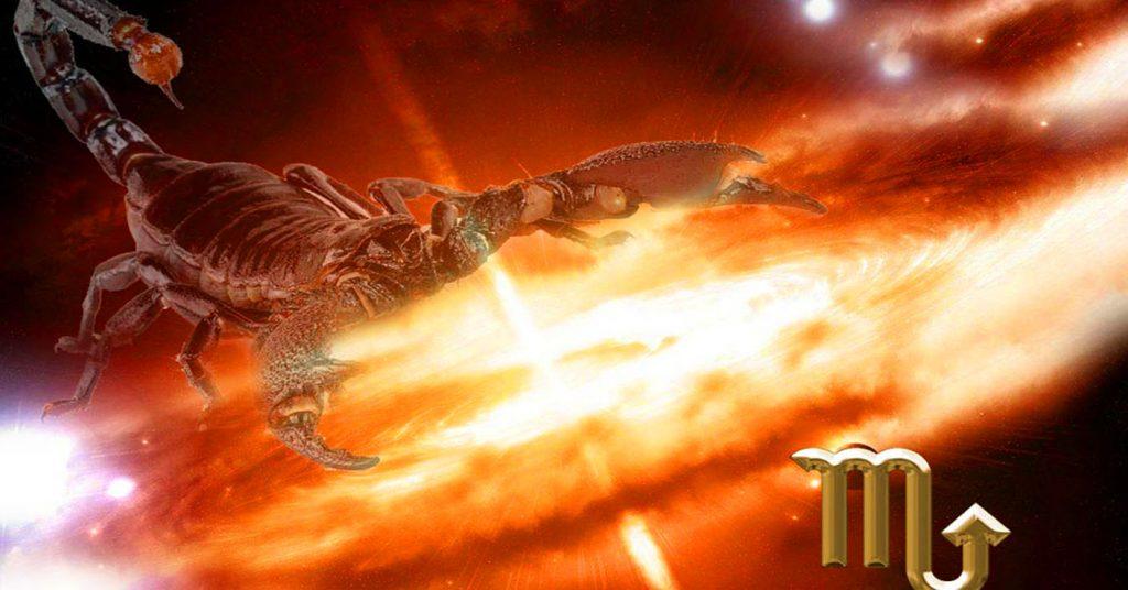 Знаком фото скорпион со